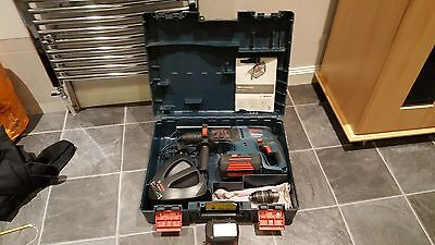 Bosch GBH 36 VF-LI Professional Cordless Drill with one battery