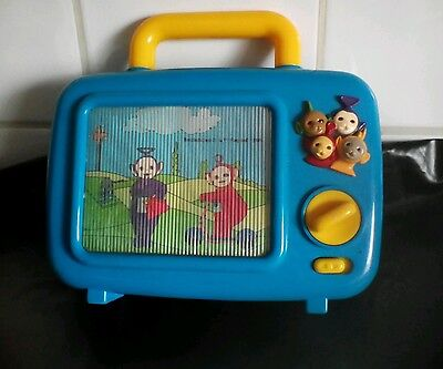 Teletubbies musical moving screen collectable theme tune retro vintage