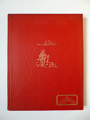 Oslo Winter Olympics 1952, Delegate Presentation Gift, Paintings from Norway