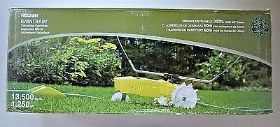 Nelson Raintrain Rezimar Traveling Sprinkler 50970 NEW rain train