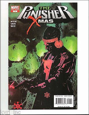 Punisher X-Mas Special #1 One-Shot Christmas Marvel Comics 2007 B4