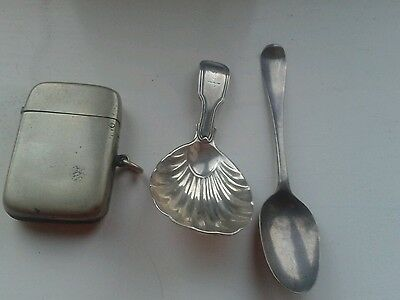 Mixed silver lot
