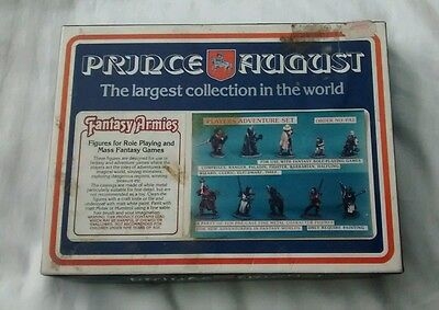 Prince August - Fantasy Armies - Players Adventure Set