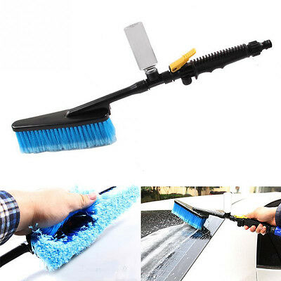 900ML Auto Car Cleaning Washing Foam Brush Water Soap Shampoo Sprayer Washer Set