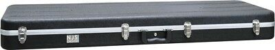 New Jersey Sound Corp ABS Case for Bass Electric Guitar