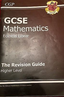 GCSE Maths Edexcel Revision Guide with Online Edition - Higher (A*-G Resits) by…