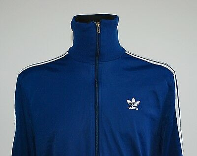 ADIDAS rare VINTAGE RETRO track jacket west germany MADE IN FRANCE
