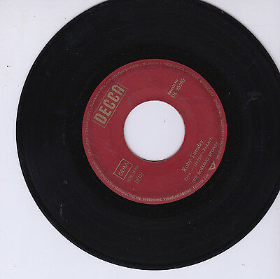 "ROLLING STONES Original Single 1967 ""Let´s Spent The Night Together"""