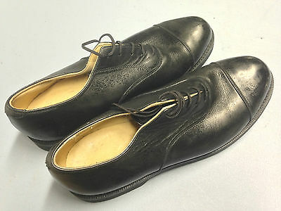 Canadian Military DRESS SHOES (9-9.5 F) #DS-06