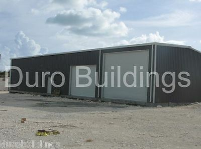 DuroBEAM Steel 60x120x16 Metal Buildings Commercial Garage Shop Structure DiRECT