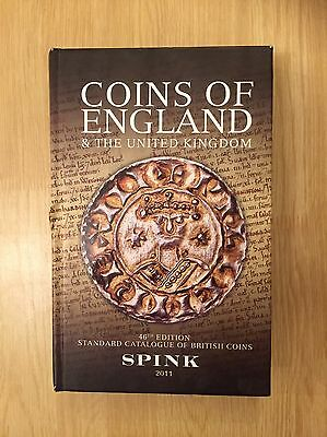 Coins Of England 2011