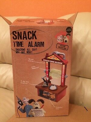 Wallace And Gromit Snack Time Alarm