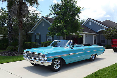 1964 Ford Galaxie 500 Convertible 1964 Ford Galaxie 500 Convertible
