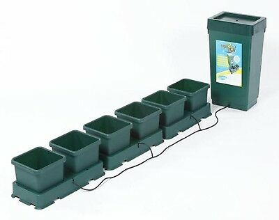 Autopot Easy2Grow Watering 6 Pot System - Hydroponic System Starter Kit