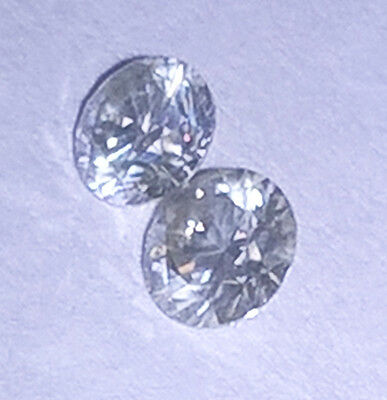Loose white VS diamond 3.54 x  2.3mm, 0.2ct