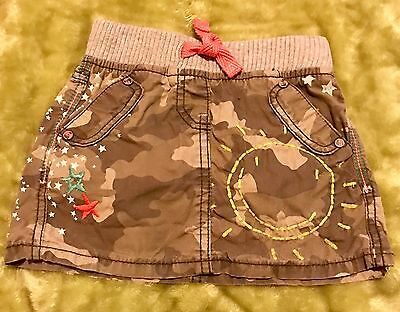 Girls Next Bee Sun Ladybug Skirt 12-18m