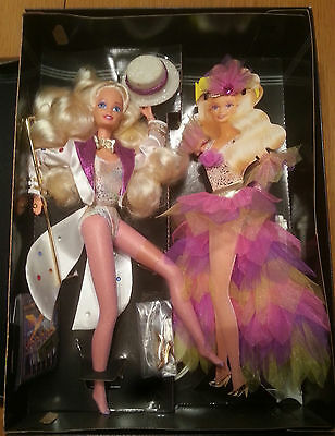 Barbie Meets the World-Famous Rockettes Limited Edition NRFB