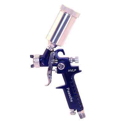 Paasche HVLP Spray Gun .8mm Head - Great For Cerakote & Duracoat (NEW)