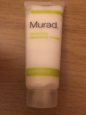 Murad Renewing Cleansing Cream 45ml Brand New And Sealed