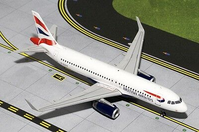 Gemini Jets 1:200 British Airways A320-200 G2BAW424