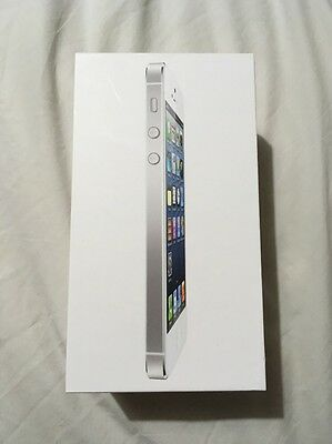 Apple iPhone 5 White 16GB - Box ONLY