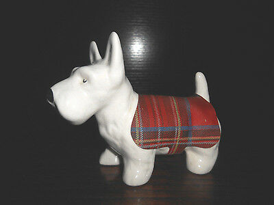 Vintage/Retro Sylvac Scottie/Westie/Aberdeen/Scottish Terrier Figure Ornament No