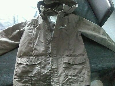 manteau trench garcon 5 ans