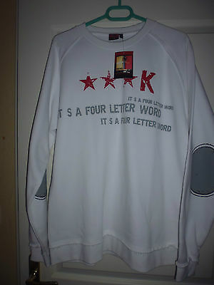 """Sweat Shirt Homme Chaud Marque """"tony  Hawk """" Taille L Neuf"""