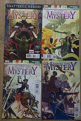 journey into mystery final issue #636#637#638#639