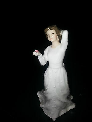 Royal Doulton WITH LOVE figurine Excellent Condition FREE P&P +
