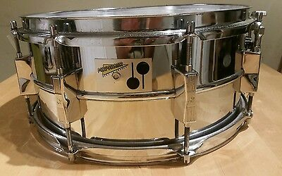 Sonor Performer 6.5x14 Snare Drum Made In Germany Late 1980's