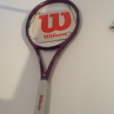 Wilson Staff High Beam Tennis Racket
