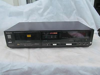 Technics Rs-B55 Stereo Cassette Deck  With Dolby B- C &  Dbx Noise Reduction