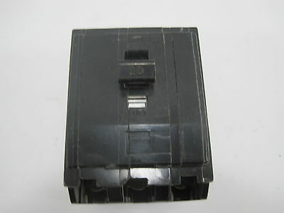 Square D QO320 3 Pole 20A 240V Plug On Mount Circuit Breaker