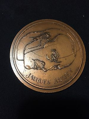 Medaille Jacques Adnet 1983