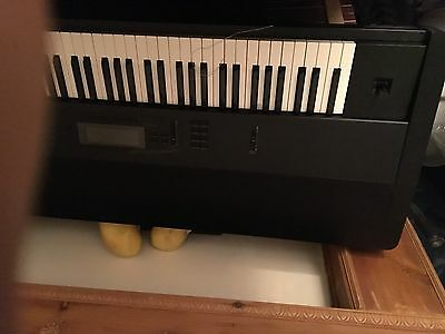 KORG 01/W PRO x top of the range rare music workstation synthesizer