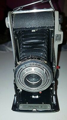 Vintage Kodak Folding  camera 105 mm Anaston f/4.5,