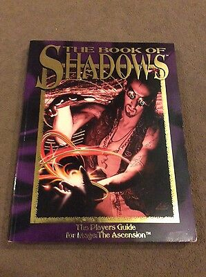 Mage: the Book of Shadows