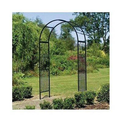 Garden Arch Trellis Arbor Home Garden Yard Plant Path Wedding