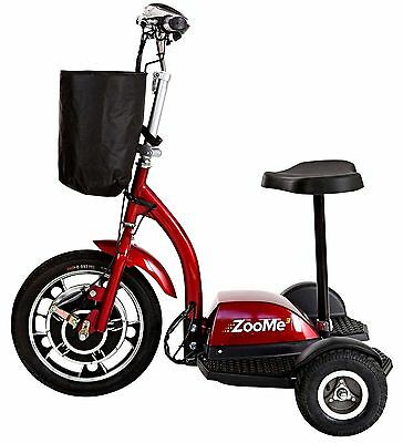 ZooMe 3 Three Wheel Recreational Power Scooter Mobility ZOOME3 Drive Medical