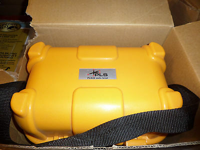 Pacific Laser Systems PLS24 Auto Leveling, Detector, Tripod and Rod