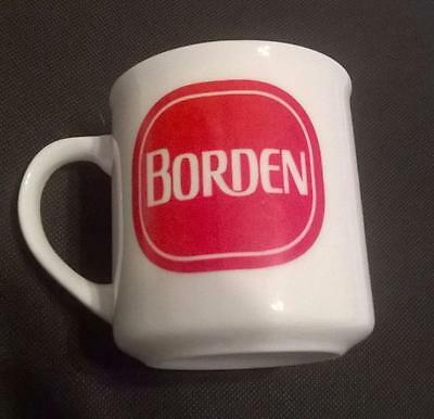 Nice Borden Milk ceramic collectible mug or coffee cup