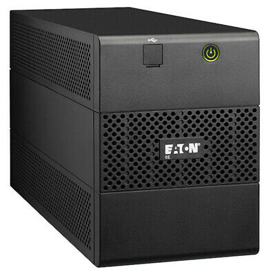 Eaton 5E 2000VA 1200W Tower UPS Line Interactive AVR with USB 3 AU OUT