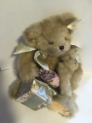 ICN339 Bearington Collection Limited Ed 1097 Snuggles & Cuddles 16 Free Shipping
