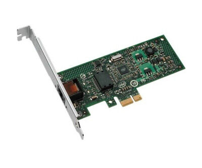 Intel 82574 Gigabit Network Controller Adapter 1000Mbps PCIe VMDq EXPI9301CTBLK