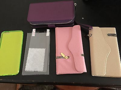 Iphone 6 Plus* Assortment of Cases*All New and Unused*