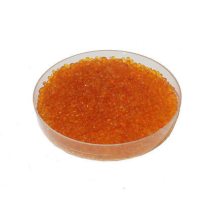 "(5 LBS) ""Dry&Dry"" Premium Orange Indicating Silica Gel Desiccant Beads"