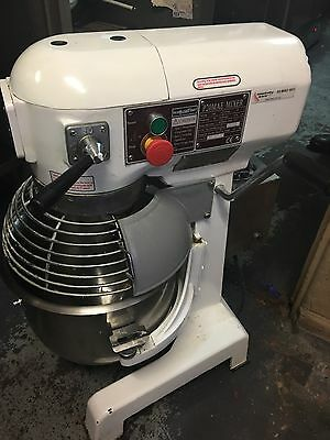 commercial heavy duty stainless steel food stand mixer dough mixer planetary mix