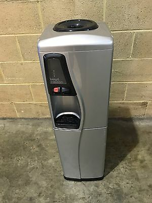 Borg And Overstrom Cold And Ambient Bottle Fed Cooler In Silver
