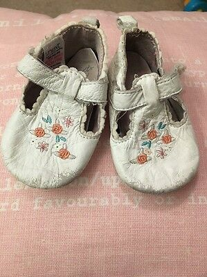 Next Baby Girls Shoes 6-12 Months